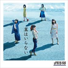 翼はいらない Type B【通常盤(CD+DVD)】