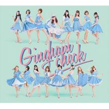 ギンガムチェック Type-B 通常盤(マキシ+DVD複合)