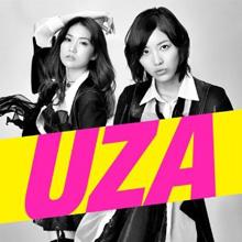 UZA Type-A 初回限定盤(マキシ+DVD複合)