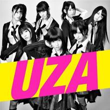 UZA Type-B 初回限定盤(マキシ+DVD複合)