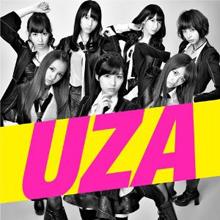 UZA Type-K 初回限定盤(マキシ+DVD複合)