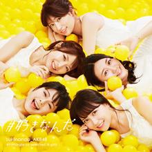 #好きなんだ Type D【初回限定盤(CD+DVD)】